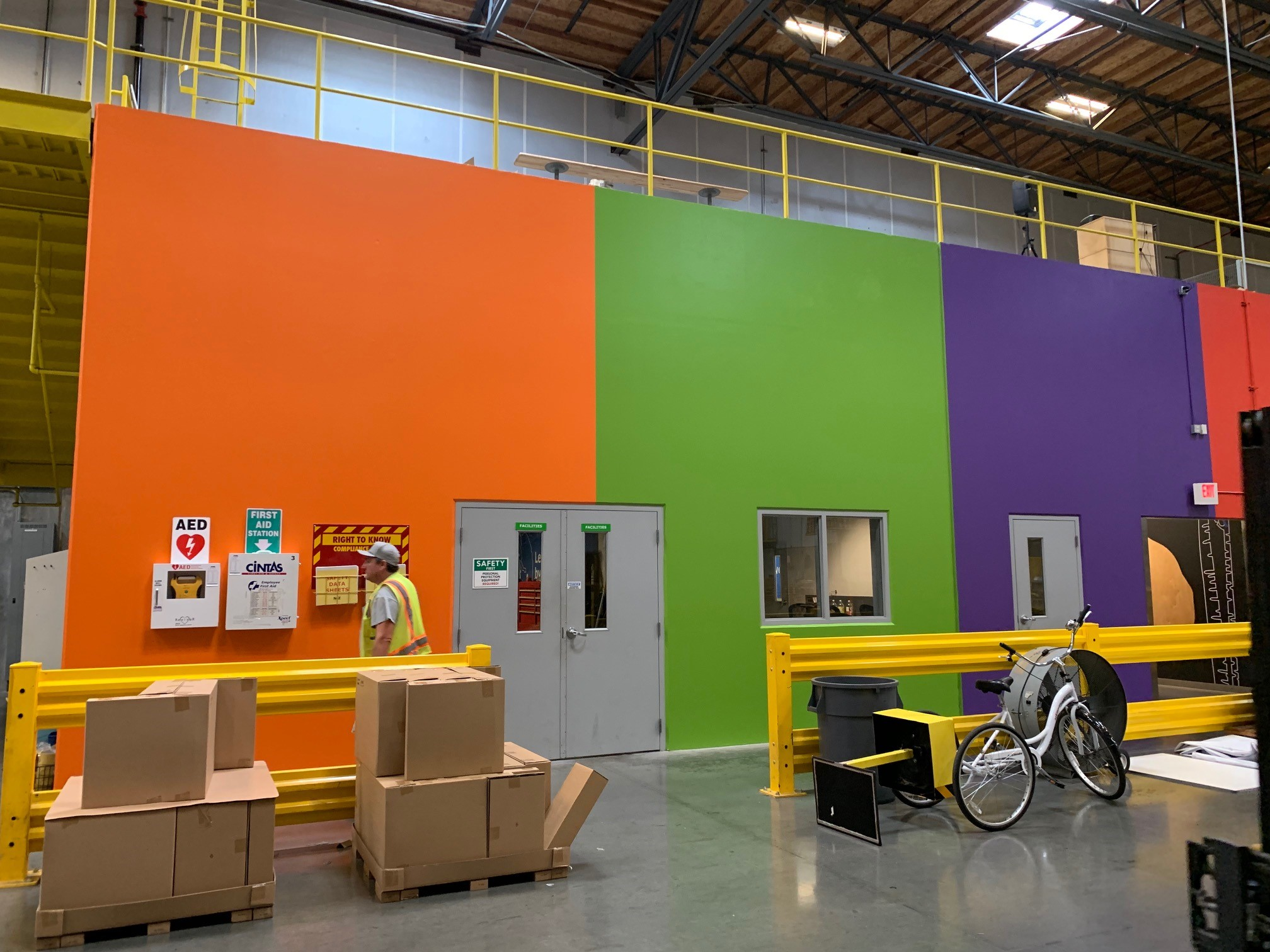 Ikea wall 2